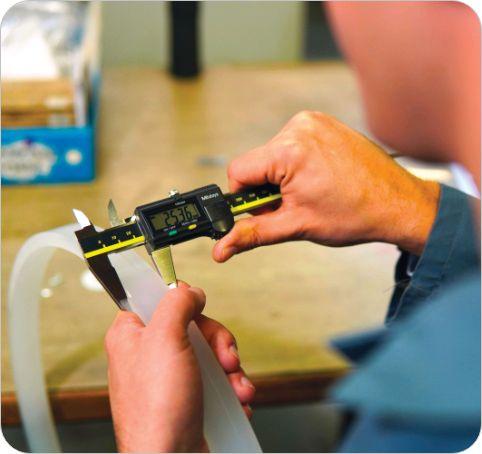 SPN a une certification EN9100 pour l'aéronautique pour les composants plastiques techniques