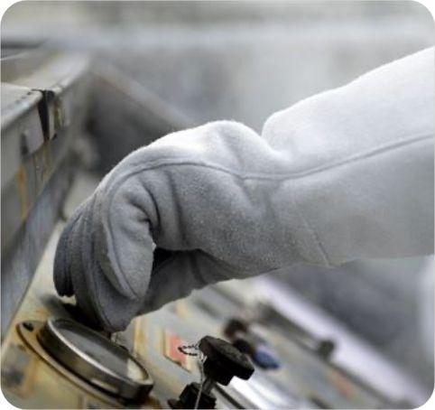 Composant en PCTFE pour la cryogénie