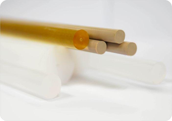 Ebauche plastique fluoré