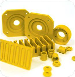 Composant PAI Torlon plastique