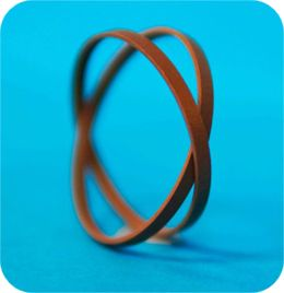 PTFE compound bronze
