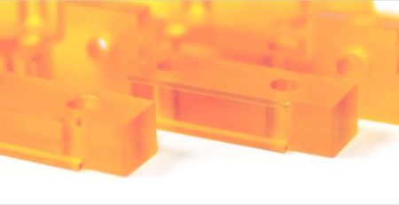 PEI compression molding