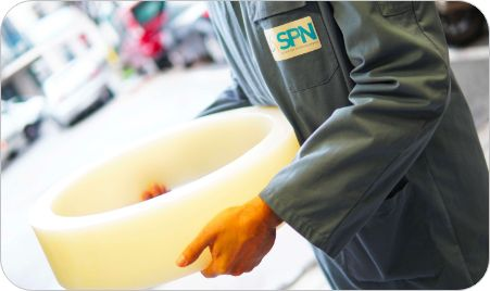 SPN specialist of fluoropolymer