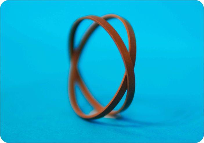 bronzebeschichtetes ptfe polytetrafluoroethylene