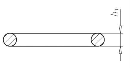 Joint torique PCTFE